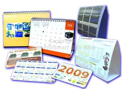Calendar Printing Malaysia Calendar Printing Companies Malaysia